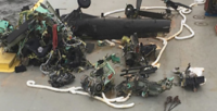 AH-64 Main Rotor System Failure
