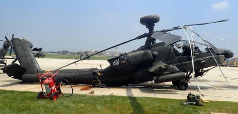 AH-64Dアパッチ