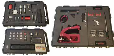 Basic and plus heavy maintenance kits