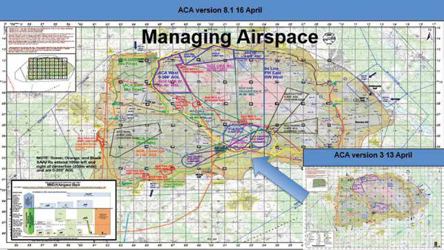Managing Airspace