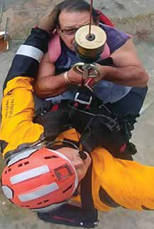 Rescue Hoist Operation