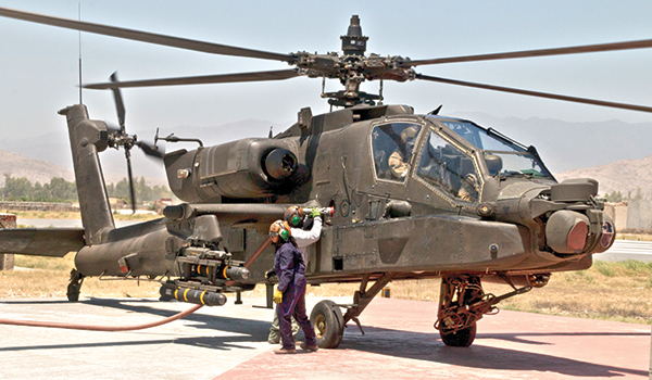 apache hot refuel